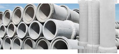 Tubos de Concreto para construção
