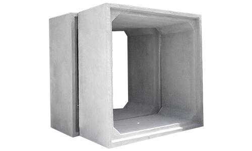 Aduelas Quadradas de Concreto