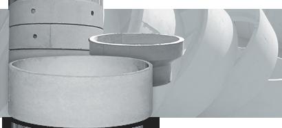 Artefatos de Concreto Anéis de Concreto