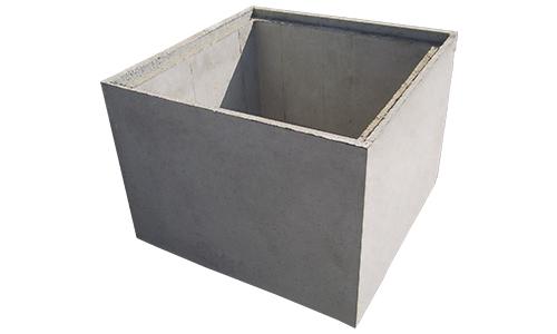 Caixas de Concreto