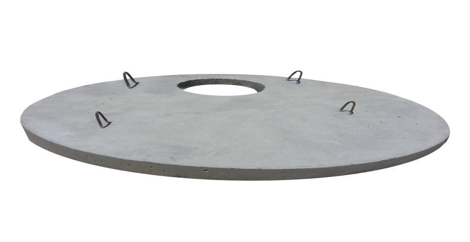 laje de concreto pv