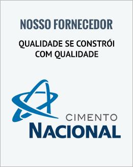 Fornecedor - Cimento Nacional